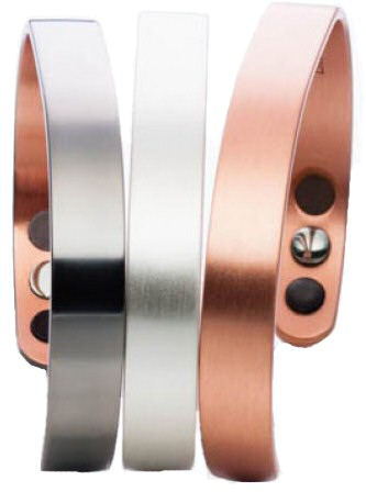 Lunavit Harmony Copper Magnetic bracelet with negative ions & germanium, therapeutic value of copper negative ions magnets and germanium in one wellness bracelet